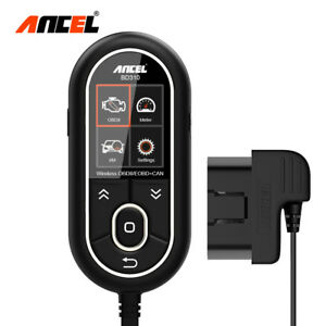 Ancel Bd310 Obdii Scan Tool On board Digital Gauge Bluetooth Ios Android Iphone