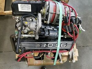 3 0l New Ford Complete Engine