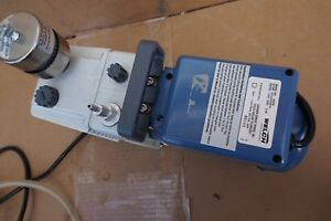 Sargent Welch Scientific 8905 8905a Vacuum Pump 1 4 Hp Torr