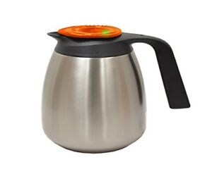 Wilbur Curtis Thermal Decaf Coffee Dispenser 64 Oz With Tft Technology Made