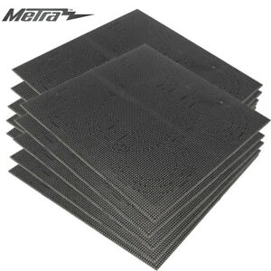 10 pack Abs Plastic Sheet Gridplate Pre scored Custom Installation 12in X 12in