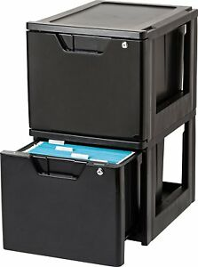 File Cabinet Storage Drawer Lock And Key Stacking