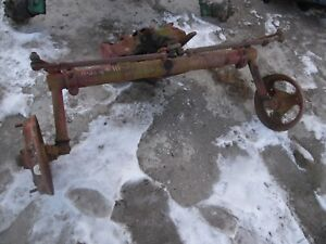 19536 Farmall Super C Farm Tractor Wide Front End Assembly nice