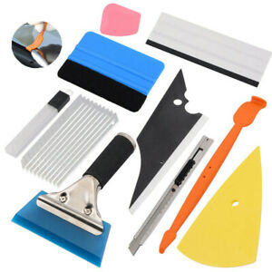 Pro Vinyl Wrap Squeegee Tool For Sign making Wallpaper Install Vinyl Application