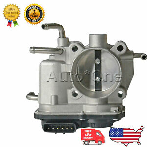 4 Tubes Throttle Body Assembly For 2002 2005 Toyota Camry 2 4l 22030 28070
