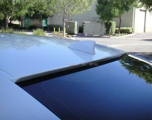 Jr2 Painted White For 2009 2013 Acura Tsx rear Window Roof Spoiler