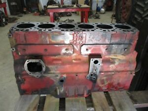 International Farmall 856 1206 1256 1456 Diesel 407 Dt Engine Block