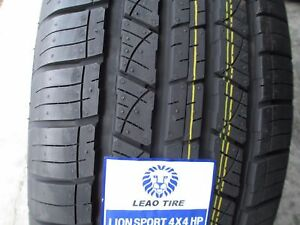 4 New 255 65r17 Inch Lion Sport 4x4 Hp Tires 255 65 17 R17 2556517 65r