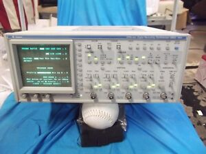 Gould 1604 Digital Recording Oscilloscope Dro 4 Channel Scope 20ms sec