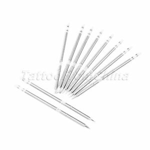 Pack Of 10pcs T12 Series Soldering Iron Tips Welding Tool Replacement For Hakko