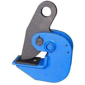 I lift Equipment Ippd1 Horizontal Plate Clamp 2200 Lb Working Load Limit Clamps