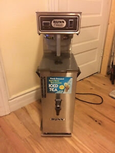 Bunn Coffee Maker Commercial Restaurant Tea Brewer