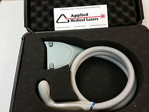 Cutera Laser Ops600 Ipl Hand Piece Damaged Sold For Repair Parts Has Fault Codes