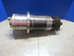 Leadwell V 25 Cnc Vertical Mill Cat40 Ct40 Bt40 Bt 40 Spindle Cartridge