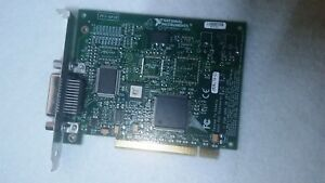 National Instruments Pci gpib Ieee 488 2 Interface Card 183617g 01