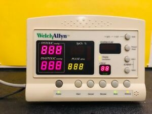 Welch Allyn 52000 Series Protocol Systems Patiend Monitor 6208