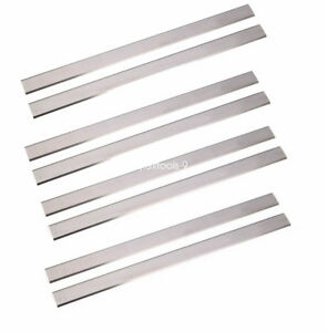 Delta Tp300 12 inch Hss Replacement Planer Blades12 4sets 8pc Blades