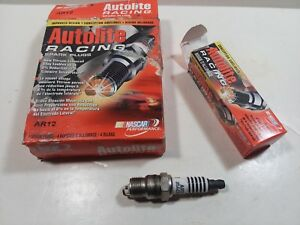 Autolite Ar12 Racing Spark Plugs Qty 4 Free Shipping