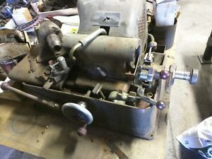 Sioux Valve Grinding Machine No 645 Seat Grinding Tools Plus More