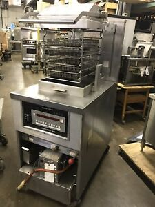 Henny Penny Pfe 580 Computron 8000 Electric Chicken Pressure Fryer Refurbished
