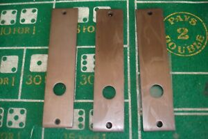 Sargent Mortise Lock Inside Handle Escutcheon Cover Plates 3