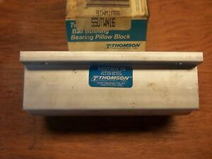 New Thomson Ssutwn 16 Super Smart Pillow Block 1 Shaft Diameter
