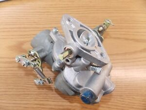 Wisconsin L63s1 Zenith Carb Assy