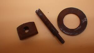 Vintage Original Singer Treadle Sewing Machine Wood Pitman Arm Parts