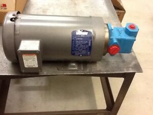 Vickers Hydraulic Pump With Motor