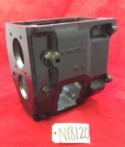 Ford New Process Np 435 Manual 4 Speed Transmission Housing Case