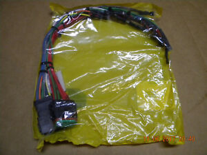 Wire Harness 141 8700 Oem Caterpillar 1418700 Cat 988g 834g Wheel Loader Compact