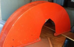 Unstyled Allis Chalmers Wc Tractor Set Fenders
