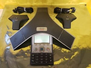 Cisco Cp 7937g Unified Ip Conference Station Uc Phone Poe Voip 2201 40100 001