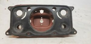 1957 1958 1959 1960 Ford Truck Speedometer Gauge Cluster Face Plate And Housing