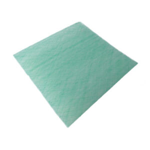 Hiton Paint Spray Booth Exhaust Filter Pad 20 x 20 x 2 5 50 Pack 15 Gram