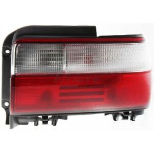 New Right Tail Light Assembly For 1996 1997 Toyota Corolla To2801127