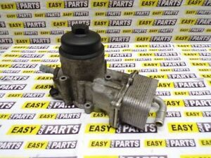 Citroen C4 Grand Picasso 2 0 Petrol Engine Oil Filter Housing With Cooler