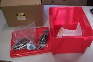 Brand New Never Used Jegs Battery Box And Hardware Kit 10231 Original Package