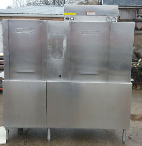Hobart Crs66a Conveyor Dishwasher With Extra Parts etc
