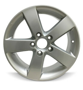 63899 Aluminum 16in Wheel Rim Fits 2006 2010 Honda Civic Coupe Sedan