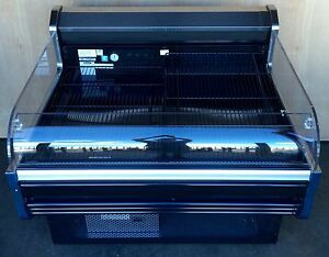 Kysor warren Stratus Multi deck Meat Display Case Model Mx1lc Self Contained