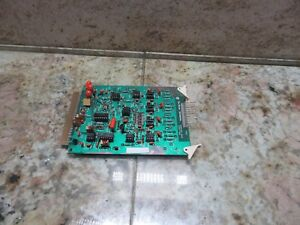 Elox Colt Industries Analog Circuit Board Assy 320011 005 Cnc Edm