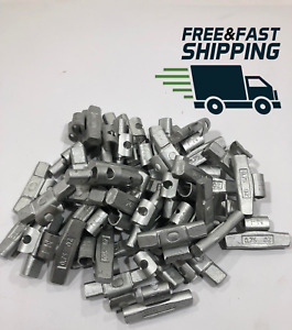 Wheel Balancing Weights Fn Type Coated Clip On 75 Oz 50 Piece Box Free Shipping