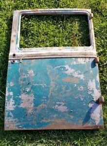Model A Ford Briggs Drivers Side Door Great Condition No Patch Needed