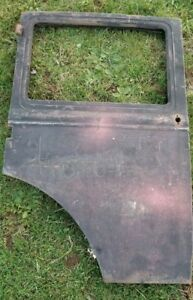 Model A Ford Briggs Fordor Rear Door Great Condition Passengers Side Right
