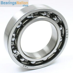 Radial Ball Bearing 6009 Open Light Series 45x75x16mm