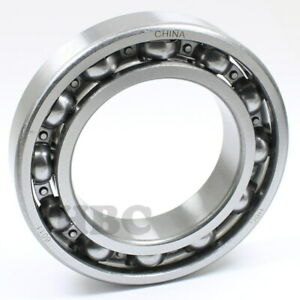 Radial Ball Bearing 6011 Open Light Oil 55x90x18mm