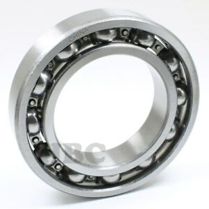 Radial Ball Bearing 6011c3 Open Light Oil C355x90x18mm