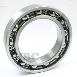 Radial Ball Bearing 6013 Open Light Oil 65x100x18mm