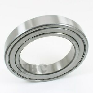 Radial Ball Bearing 6021 zz Light Series With 2 Metal Shields 105x160x26mm